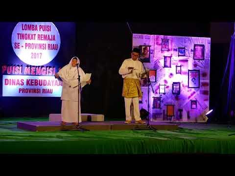 Puisi Membaca Tanda tanda - Taufik Ismail