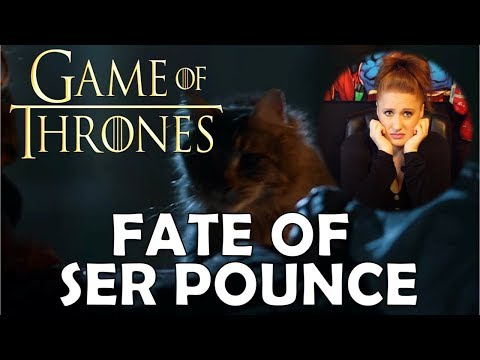 Fate of Ser Pounce: Game of Thrones