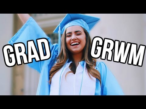Get Ready With Me | COLLEGE GRADUATION!