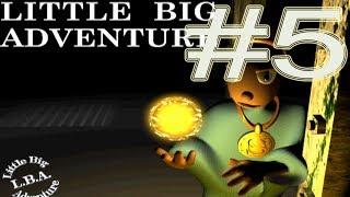 Little Big Adventure PS1 Прохождение #5