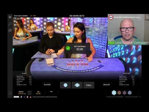 Playtech Live Casino Hold'em Review