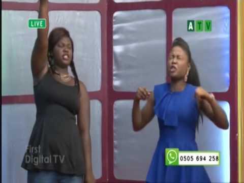 Lady Sarah & Mabel Okyere Live Worship 2
