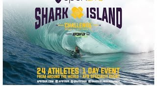 2016 Openlive Shark Island Challenge day 2