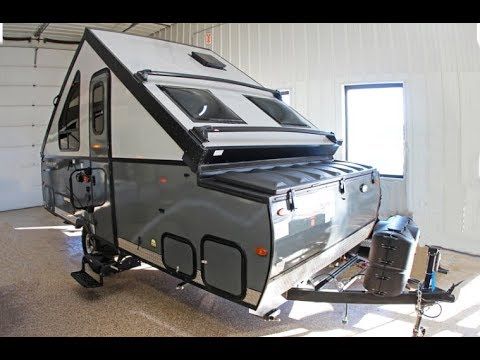 2018 Forest River T21TBHWSE A-Frame Pre Delivery Inspection (PDI)