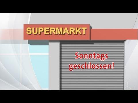 Sonntags-Einkauf: Neuer Streit Um Flexiblere Öffnungszeiten