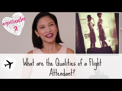 Top Qualities of a Flight Attendant | MISSKAYKRIZZ (Philippines)