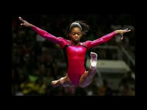 Gabby Douglas(The Flying Squirrel)Rise OF An Olympian s