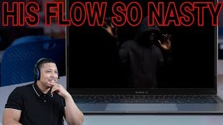 STORMZY 4PM IN LONDON YouTube 360p mp4 Tommy Gunz Reaction to uk rap artist American Reacts