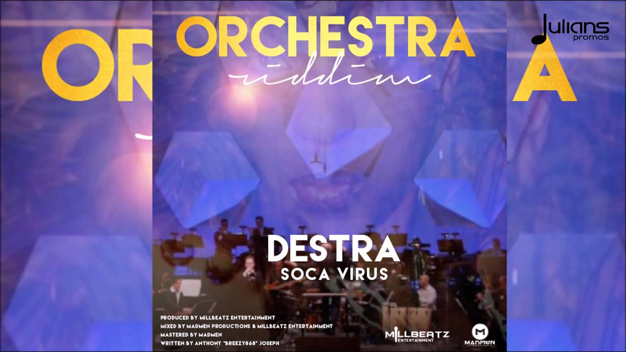 The Soca Orchestra Featuring G.I.'s Brass International - Christmas In The Sun