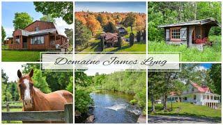 Domaine James Lyng à Lachute