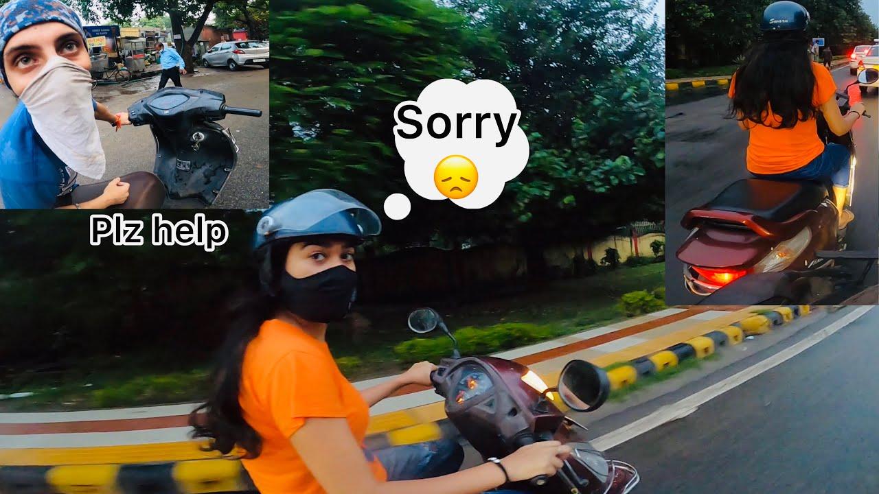 Aaj hojata kalesh 🤬  Biker helping people