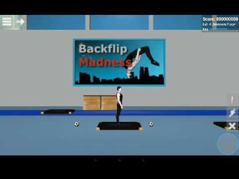 ОБЗОР ПРОГРАММ ● Backflip Madness