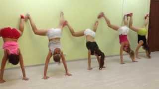 Katia Shoshina. Make It Twerk (Mambo GROUP dance studio)