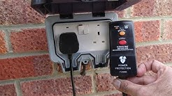 How to Install an Outdoor Electrical Socket