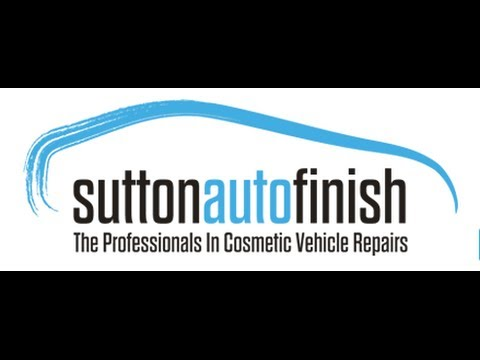Sutton Auto Finish | The Professionals In Cosmetic Vehicle Repairs | West Midlands