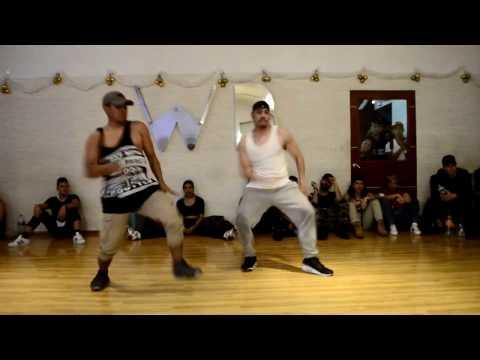 Tu Príncipe  Daddy Yankee  Choreography  Diego Vazquez & Mario Cuesta
