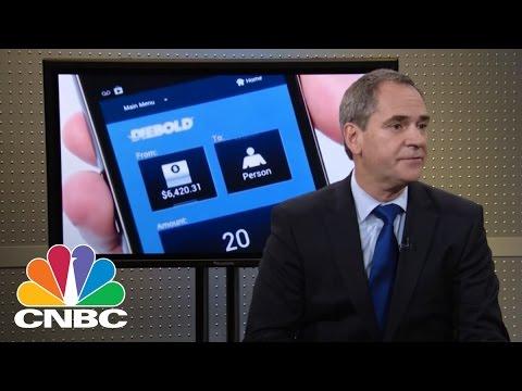Diebold CEO | Mad Money | CNBC