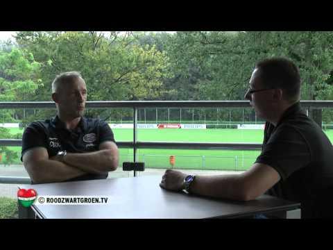 ROODZWARTGROEN interview Cees van der Linden