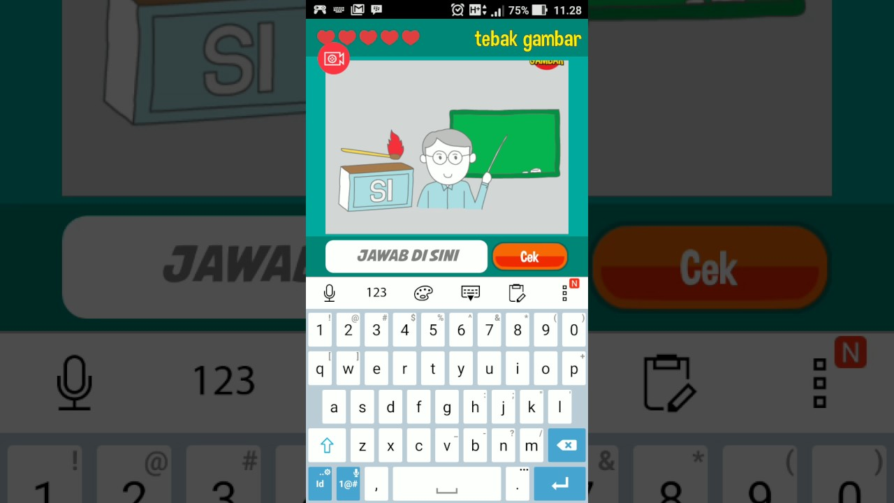 Kunci Jawaban Tebak Gambar Level 6 Soal 1 20 Android Game Youtube