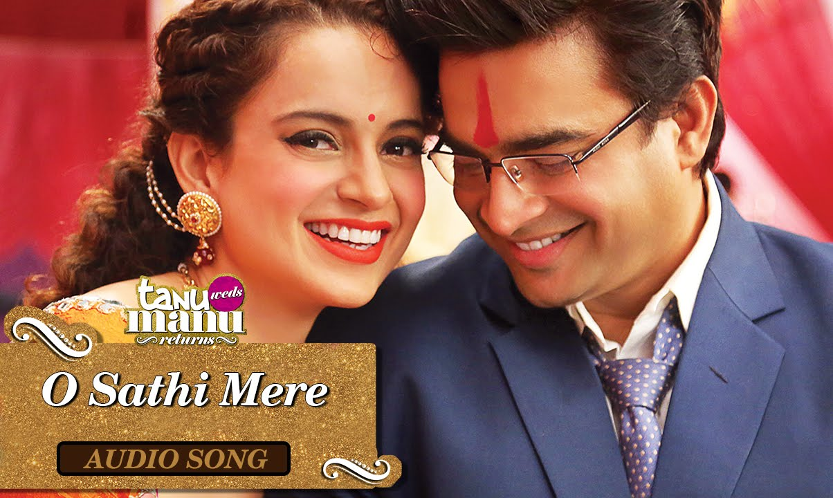 O Sathi Mere Full Audio Song