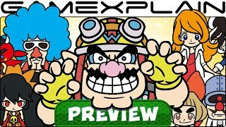 We Played WarioWare Gold! Hands-On Preview (3DS)