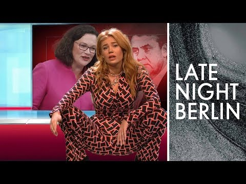 Edin Hasanovic, Palina Rojinski & Klaas moderieren ProSieben-Shows | Late Night Berlin | ProSieben thumbnail