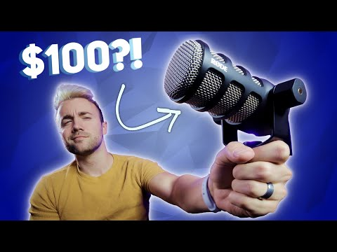 This Mic Might Be The Best Streaming/Podcast Microphone You Can Buy..