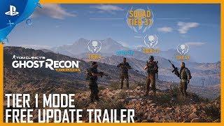 Tom Clancy's Ghost Recon Wildlands - Tier 1 Mode Free Update Trailer | PS4