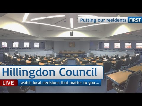 Hillingdon Council  5 July 2018  multicamera event
