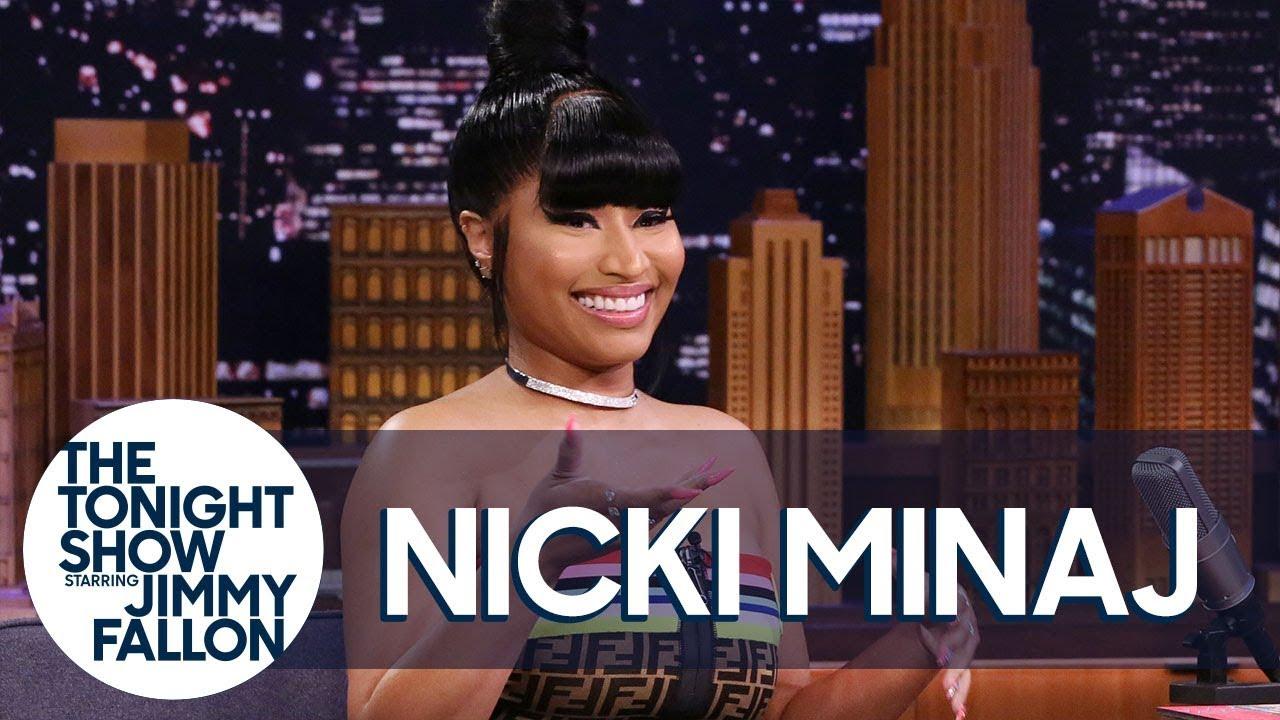 "Download Nicki Minaj Talks ""Megatron,"" Her Latest Album Title and Posing Like a Queen"