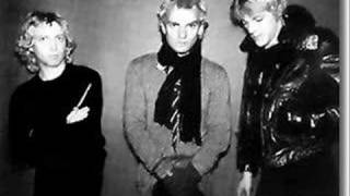 The Police - One World demo (rare audio)