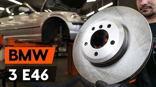 Montaje Discos de Freno traseras y delanteras BMW 3 Touring (E46): vídeo gratis