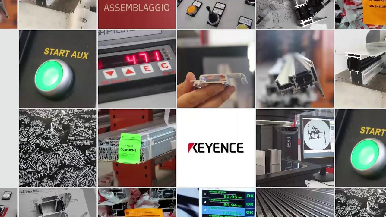 Keyence: il nuovo sistema di controllo qualità