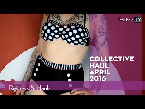 Collective Haul April 2016
