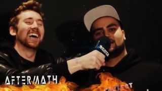 KOTD - Rap Battle - GZ - Tricky P vs HFK (Rematch)