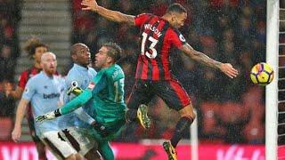 Video Gol Pertandingan AFC Bournemouth vs West Ham United