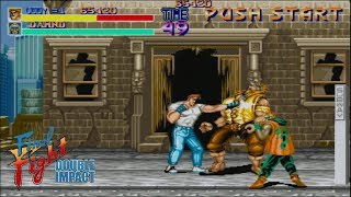 Final Fight: Double Impact - Cody Playthrough