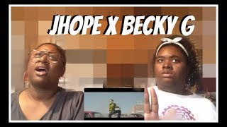 JHOPE X BECKY G - Chicken Noodle Soup MV Reaction! [EPIC COLLAB!]