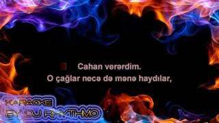 Akif Islamzade - Öten günlerimi qaytaraydılar (Karaoke)