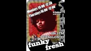 Funk, Soul Mix by DJ Radical (Demo)
