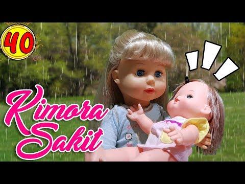 #40 Kimora Sakit - Boneka Walking Doll Cantik Lucu -7L | Belinda Palace