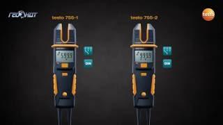 Тестеры напряжения testo 755(Тестеры напряжения testo 755 подходят для решения практически всех повседневных электроизмерительных задач...., 2016-07-18T12:34:44.000Z)