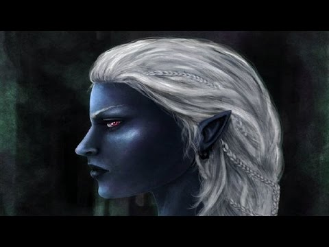 Celtic Elf Music - Elves of the Dark Moon