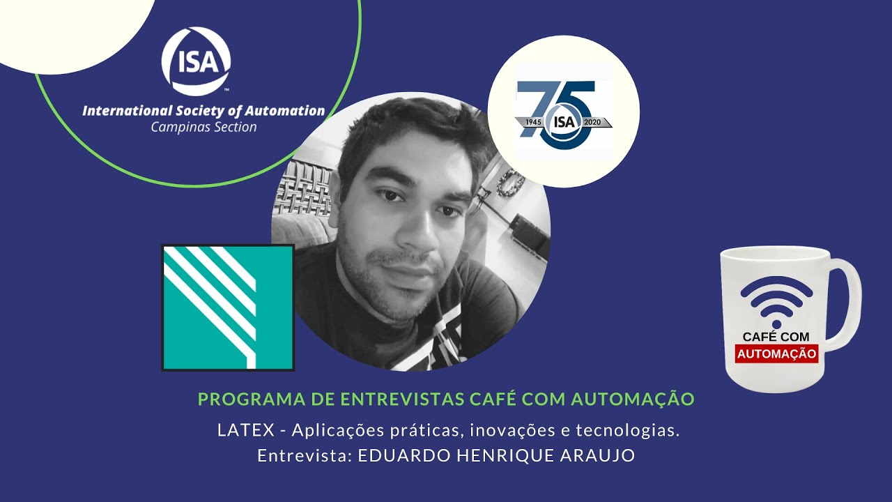 Café Com Automação - EDUARDO HENRIQUE ARAUJO - Latex