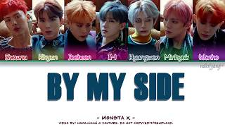[3.51 MB] MONSTA X (몬스타엑스) – BY MY SIDE (Coded Lyrics Eng/Rom/Han/가사)