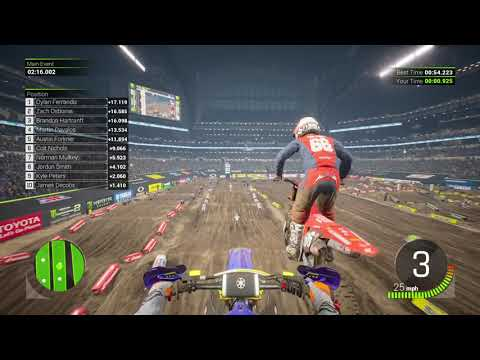 Monster Energy Supercross - The Official Videogame 2 |