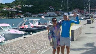 Остров Сент Бартс, Карибские острова(Остров миллионеров Сент-Бартс. Прибытие. Очередная проба формата видео-зарисовок. Так же ждем рекомендаций..., 2015-09-10T10:33:43.000Z)