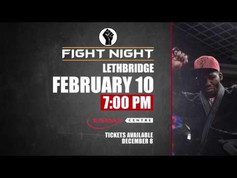 Fight Night: Lethbridge