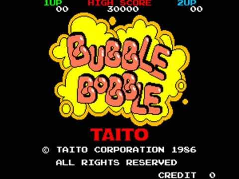gioco bubble bobble
