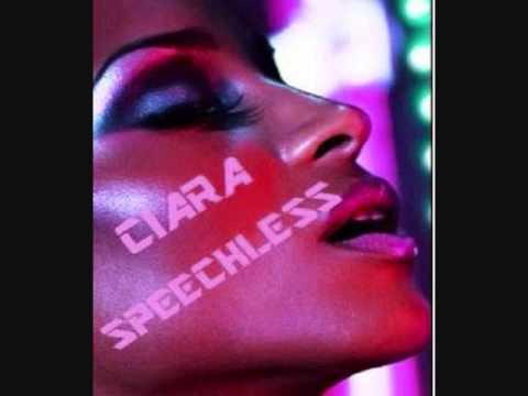 Ciara- Speechless Feat The Dream [Demo Version]